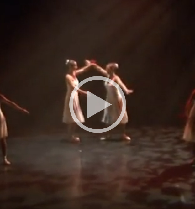 École de danse Isadagio Deep Purple (Child in time)
